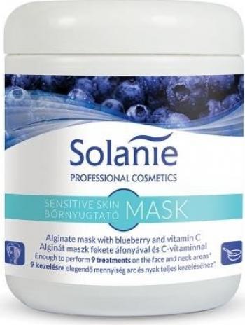 Masca alginata calmanta pentru 9 tratamente Solanie 90 g