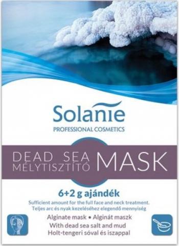 Masca alginata de curatare profunda Solanie 8 g