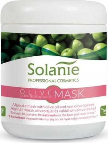 Masca alginata de intinerire cu ulei de masline Solanie 90 g