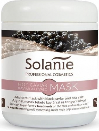 Masca alginata pentru regenerare cu caviar Solanie 90 g
