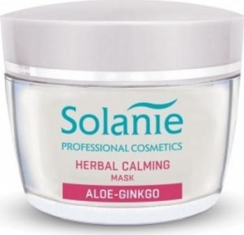 Masca calmanta Solanie Aloe Ginkgo 50 ml