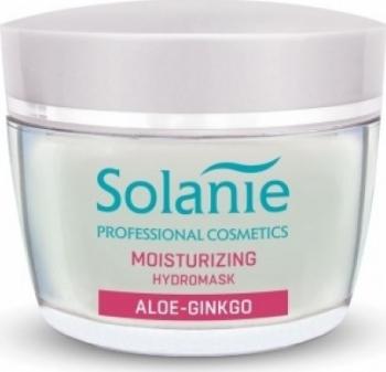 Masca gel hidratanta Solanie Aloe Ginkgo 50 ml