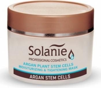 Masca hidratanta si fermizanta cu celule stem de argan Solanie Argan Stem Cells Line 100 ml