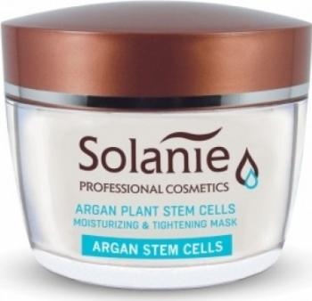 Masca hidratanta si fermizanta cu celule stem de argan Solanie Argan Stem Cells Line 50 ml