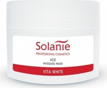 Masca pentru albire si depigmentare Solanie Vita White ACE 100 ml