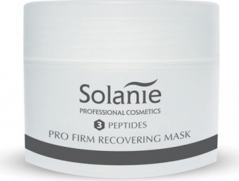 Masca regeneranta de masaj Pro Firm Recovering 3 Peptide Solanie Mesopeptide 100 ml