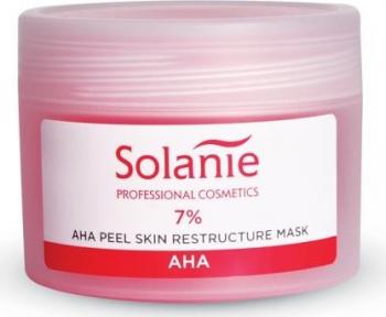 Masca restructuranta AHA Peel 7 Solanie Aha Line 100 ml