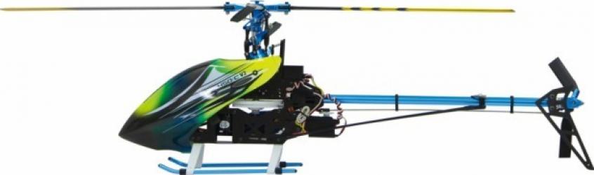 Elicopter Jamara E-RIX 450 V2 Carbon Pro Jucarii