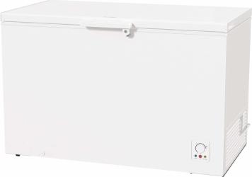Lada frigorifica Gorenje FH401CW 384 l Functie congelare rapida Alb Lazi si congelatoare