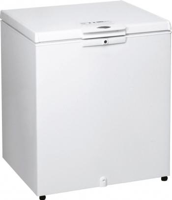 Lada frigorifica Whirlpool WH2010A+E 6th Sense Congelare rapida Alb