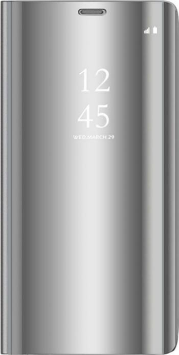 Husa Samsung A12 Clear view Silver
