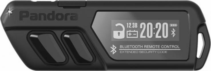 Pandora Camper sistem de securitate pentru autorulote Alarme auto si Senzori de parcare