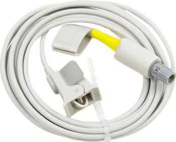 Senzor SpO2 reutilizabil pediatric pulsoximetru profesional Contec CMS60D Pulsoximetre