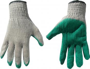 Manusi de protectie marimea 9 culoare verde Geko G73502B Articole protectia muncii