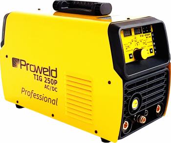ProWELD TIG-250P AC/DC invertor sudare TIG profesional sudura aluminiu 4551TIG250PAD