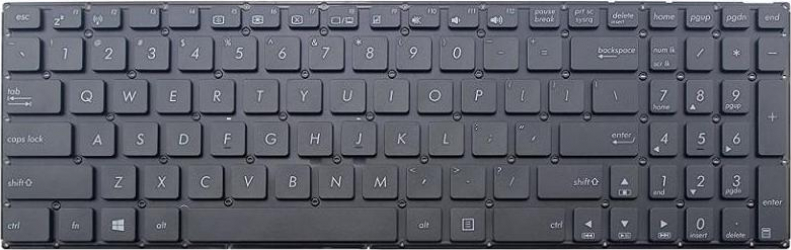 Tastatura laptop Asus VivoBook V550C Tastaturi Laptop