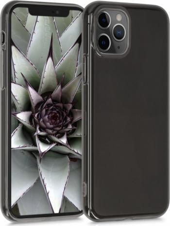 Husa pentru Apple iPhone 11 Pro Max Silicon Negru 50357.01 Huse Telefoane