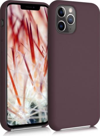 Husa pentru Apple iPhone 11 Pro Silicon Violet 49726.183 Huse Telefoane
