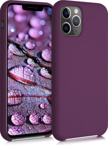 Husa pentru Apple iPhone 11 Pro Silicon Violet 49726.197 Huse Telefoane