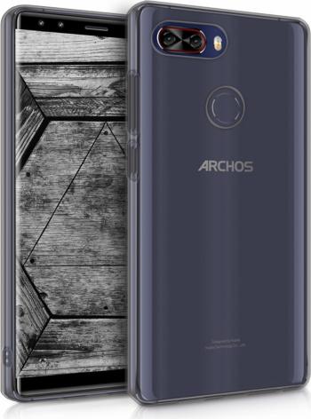 Husa pentru Archos Diamond Omega Silicon Transparent 43626.01 Huse Telefoane