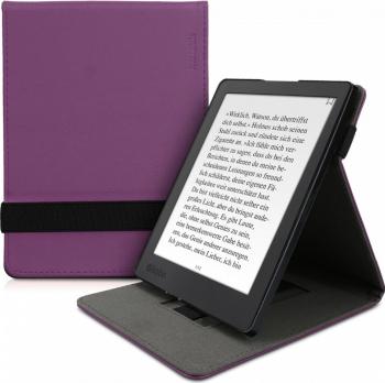 Husa pentru Kobo Aura H2O Edition 2 Piele ecologica Violet 45099.38 Huse Tablete