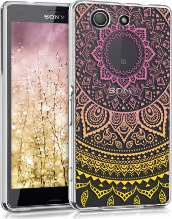 Husa pentru Sony Xperia Z3 Compact Silicon Multicolor 37587.87 Huse Telefoane