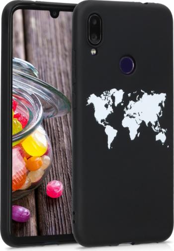 Husa pentru Xiaomi Redmi Note 7  Redmi Note 7 Pro Silicon Negru 48449.03 Huse Telefoane