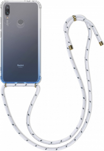 Husa pentru Xiaomi Redmi Note 7  Redmi Note 7 Pro Silicon Albastru 49901.01 Huse Telefoane
