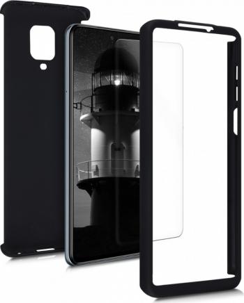 Husa pentru Xiaomi Redmi Note 9S/ Redmi Note 9 Pro Policarbonat Negru 52144.68 Huse Telefoane