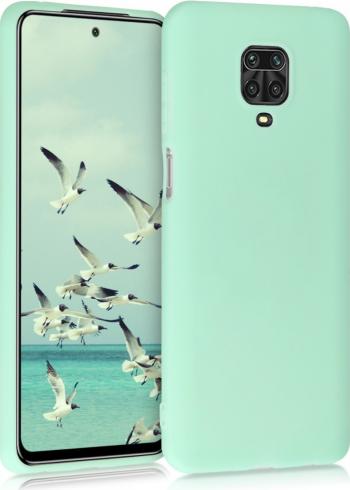 Husa pentru Xiaomi Redmi Note 9S/ Redmi Note 9 Pro Silicon Verde 52140.176 Huse Telefoane