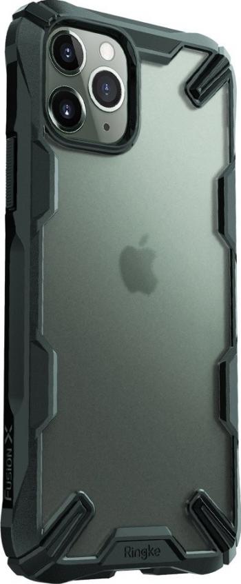 Husa Premium Ringke Fusion Compatibila Cu iPhone 11 Pro Verde Huse Telefoane