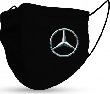 Masca Fashion Reutilizabila Sigla Auto Mercedes Accesorii barbati
