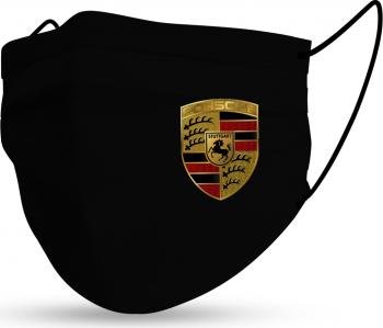 Masca Fashion Reutilizabila Sigla Auto Porsche Accesorii barbati