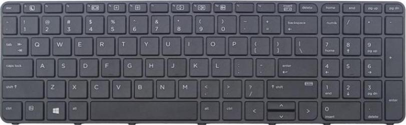 Tastatura laptop HP ProBook 470 G3