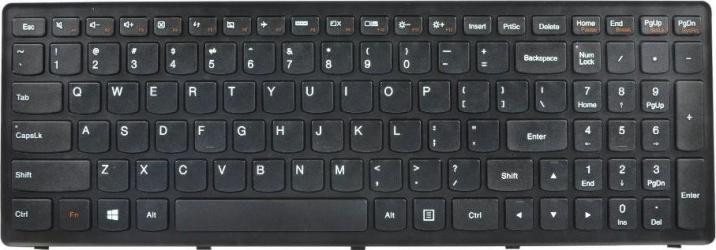 Tastatura laptop Lenovo IdeaPad G500s Garantie 2 ani Tastaturi Laptop