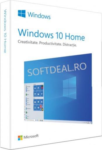 Windows 10 Home Retail 2021 Licenta permanenta 32/64 bit All Languages Sisteme de operare