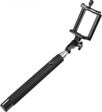 Bat Suport Selfie Stick Extensibil pentru Telefon cu Actionare prin Bluetooth Lungime 25-105cm Gimbal, Selfie Stick si lentile telefon