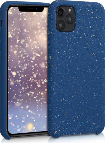 Husa pentru Apple iPhone 11 Pro Max Silicon Albastru 50598.01 Huse Telefoane