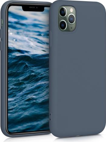 Husa pentru Apple iPhone 11 Pro Silicon Albastru 50792.202 Huse Telefoane