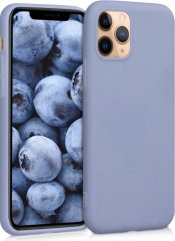 Husa pentru Apple iPhone 11 Pro Silicon Mov 49788.136 Huse Telefoane