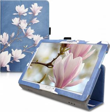 Husa pentru Huawei MediaPad M5 Lite Piele ecologica Multicolor 46782.02