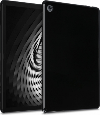 Husa pentru Huawei MediaPad M5 Lite Silicon Negru 52369.01