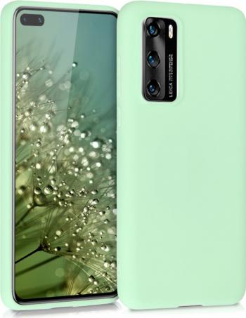 Husa pentru Huawei P40 Silicon Verde 51517.50