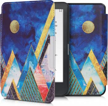 Husa pentru Kobo Clara HD Piele ecologica Multicolor 45220.25 Huse Tablete