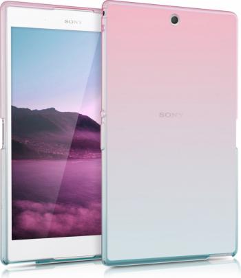 Husa pentru Sony Xperia Tablet Z3 Compact Silicon Roz 37957.01 Huse Tablete