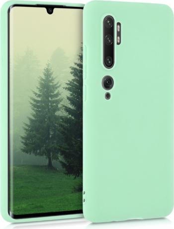 Husa pentru Xiaomi Mi Note 10 / Mi Note 10 Pro Silicon Verde 50948.176 Huse Telefoane