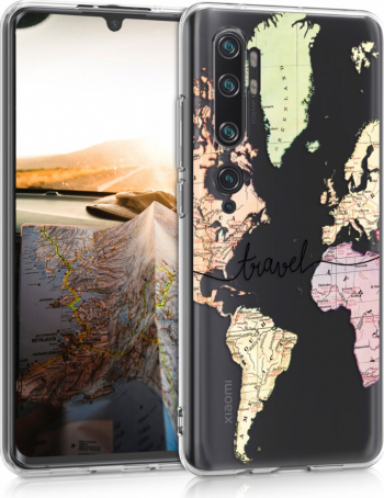 Husa pentru Xiaomi Mi Note 10 / Mi Note 10 Pro Silicon Multicolor 50954.03 Huse Telefoane