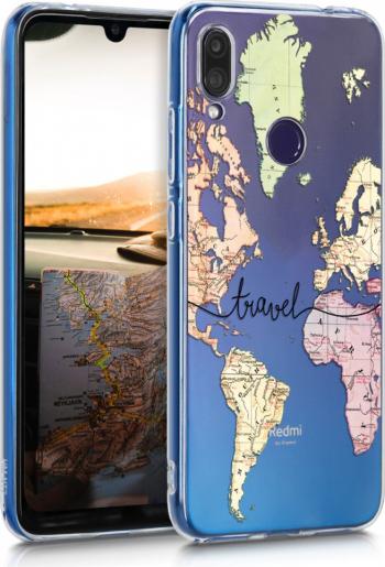 Husa pentru Xiaomi Redmi Note 7  Redmi Note 7 Pro Silicon Multicolor 48156.03 Huse Telefoane