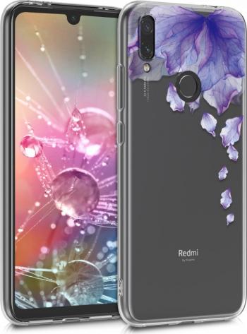 Husa pentru Xiaomi Redmi Note 7  Redmi Note 7 Pro Silicon Albastru 48156.07 Huse Telefoane