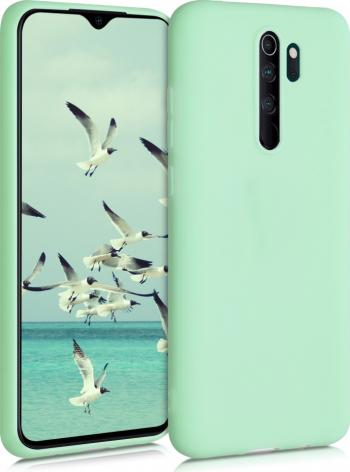 Husa pentru Xiaomi Redmi Note 8 Pro Silicon Verde 50242.176
